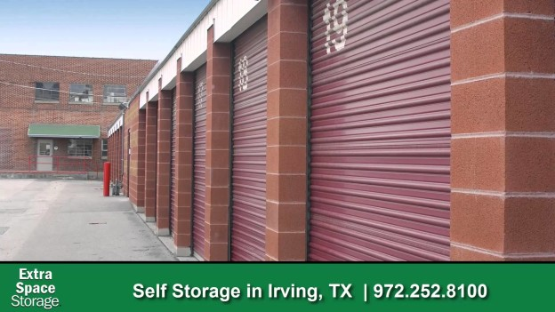 High Quality Self Storage In Irving, TX, Extra Space Storage