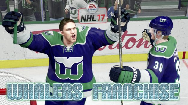 Hartford Whalers Florida Panthers Relocation Franchise Ep13