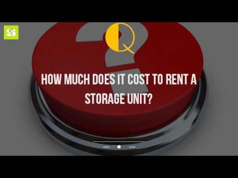 how much does it cost to rent a storage unit storage tips at 417 self storage. Black Bedroom Furniture Sets. Home Design Ideas