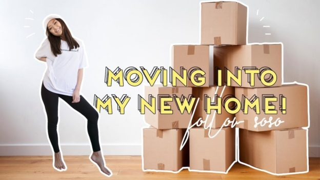 Moving into my new home follow soso storage tips at for Moving into a new build house tips